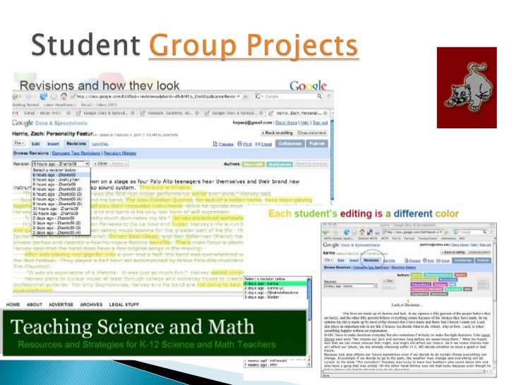 Project Based Learning Book Web Design