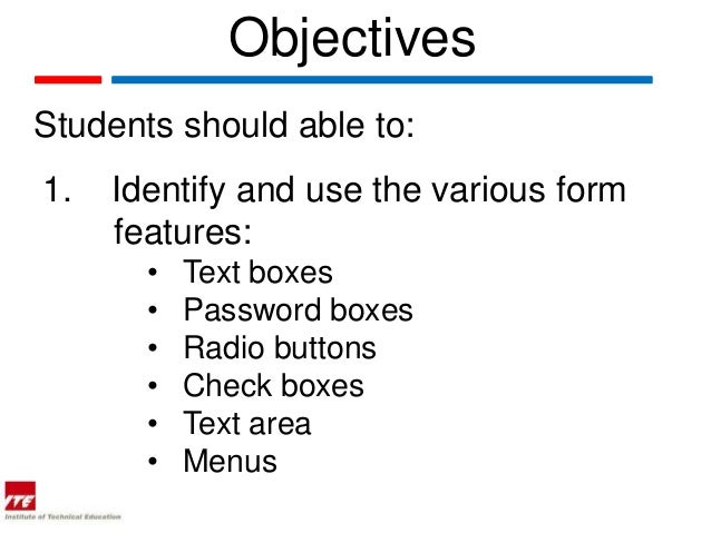 Web topic 20 1  html forms Slide 2