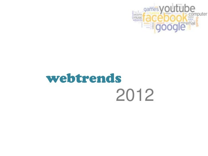 webtrends        2012