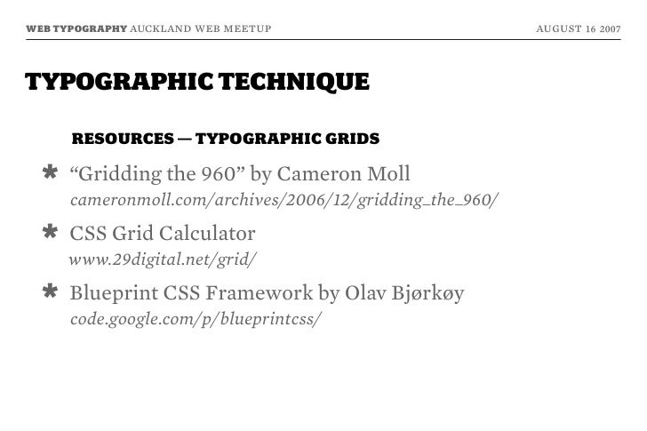 Web typography 24 august af bjjg web typography malvernweather Choice Image