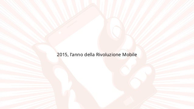 From Mobile Revolution  To eXperience Evolution #Wud15 Slide 3