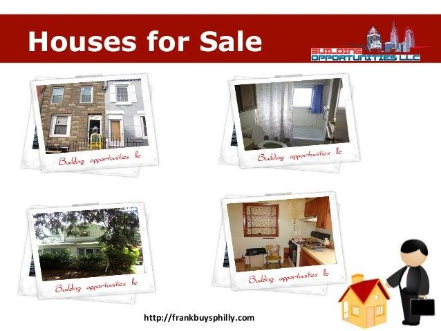 We Buy Houses For Cash Frankbuysphilly.com