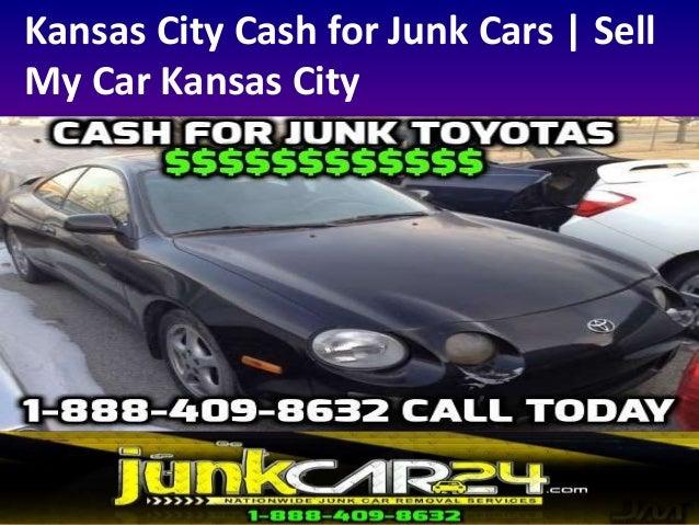 Best Cash For Junk Cars Kansas City