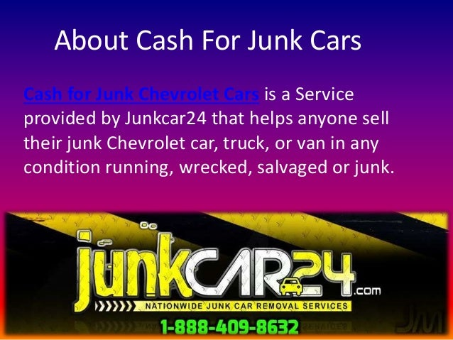 Buy Junk Cars Kansas City