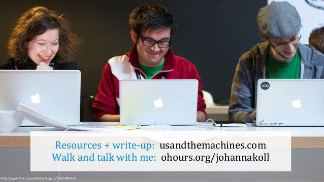 Collaboration hacks - let's do great together
