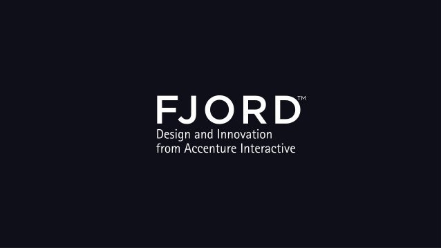 © Fjord 2013 | Confidential | Page 1