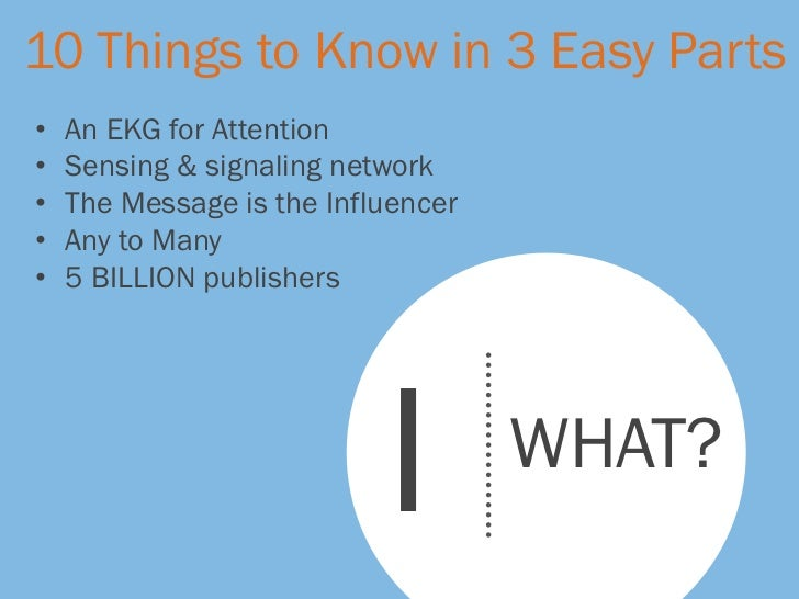 The Message is     the Influencer.http://twitpic.com/135xa by @JKrums