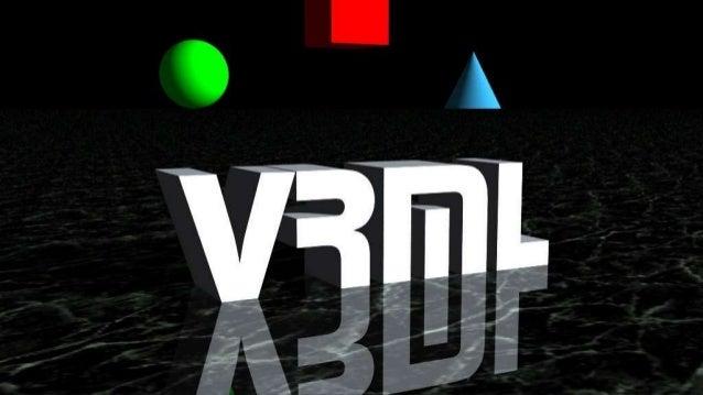 Virtual Reality on the Web (WebXR NL Metup 04-18-2019) Slide 3