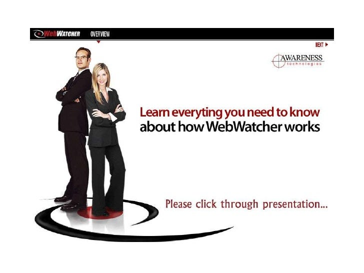 WebWatcher Overview