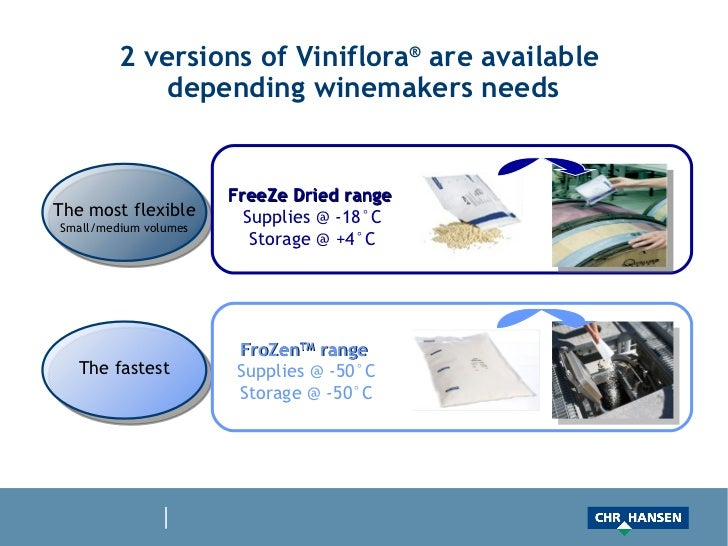2 versions of Viniflora ®  are available  depending winemakers needs The most flexible Small/medium volumes The fastest Fr...