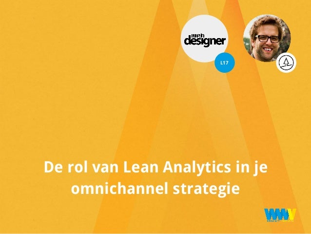 De rol van Lean Analytics in je omnichannel strategie L17