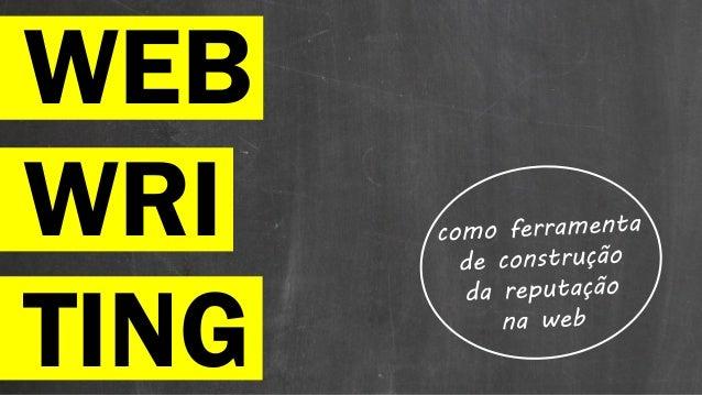 WEB WRI TING
