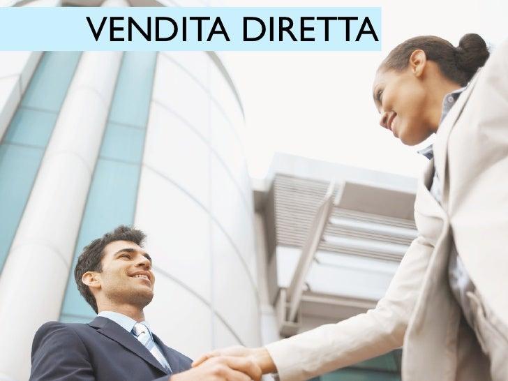 VENDITA DIRETTA