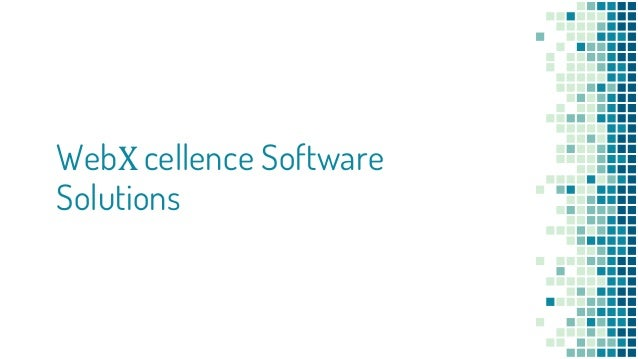 WebX cellence Software Solutions