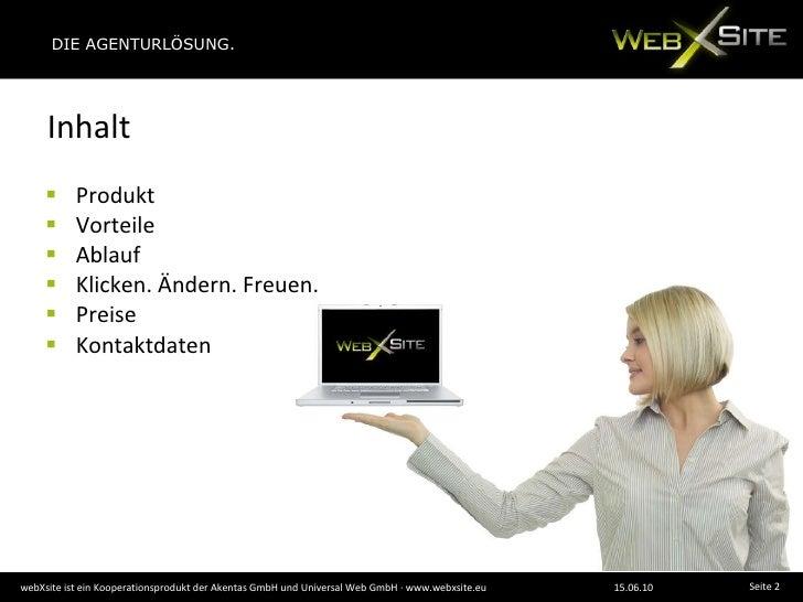 Web xsitepro Slide 2