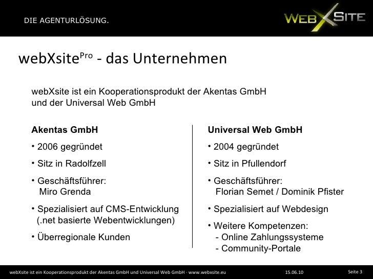 Web xsitepro Slide 3