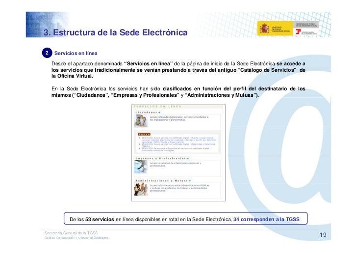 Web y sede for Inss oficina virtual