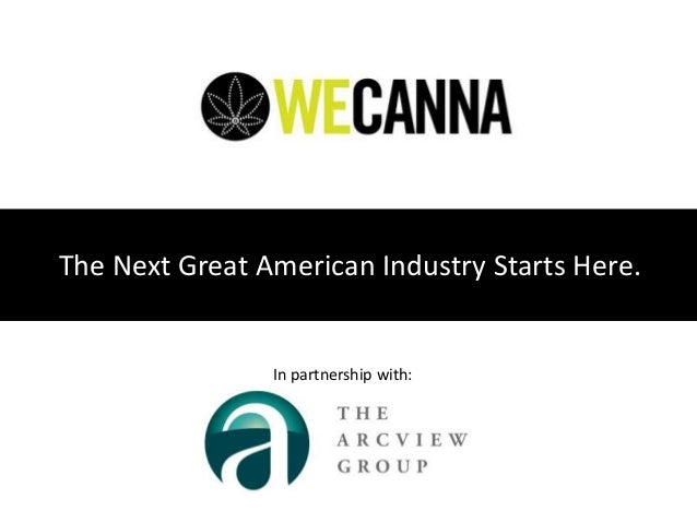 The Next Great American Industry Starts Here.In partnership with: