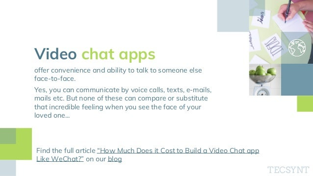 How Much Does it Cost to Build a Video Chat app Like WeChat?
