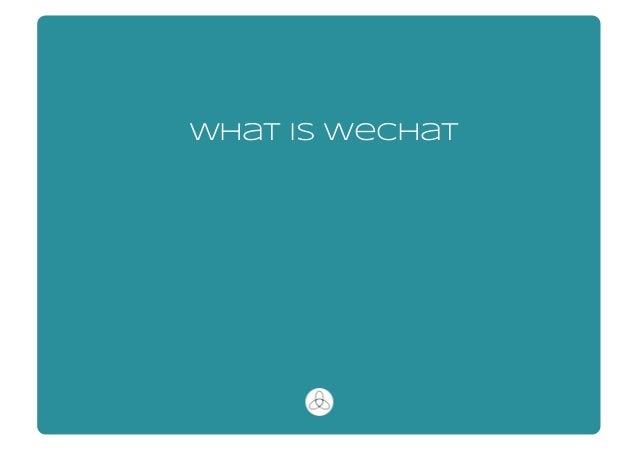 WeChat Analysis for Brands 2015 Slide 3