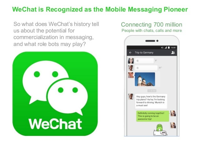wechat and the history of the evolution of social media Sarah phillips reports on the development of facebook, from a harvard social-networking website to a global internet phenomenon.
