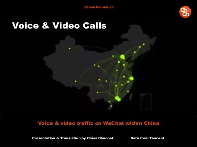 WeChat Life Report - China Channel