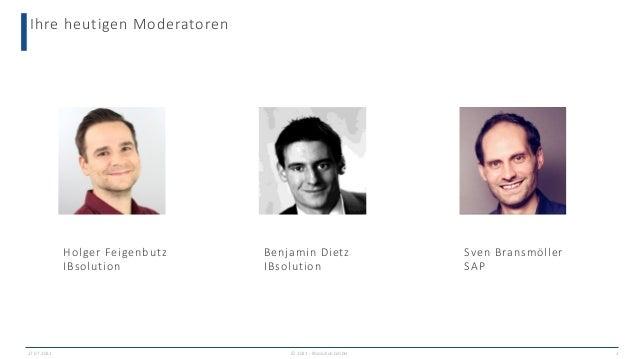 Herausforderungen beim Umstieg von SAP PI/PO zur SAP Cloud Integration Slide 2
