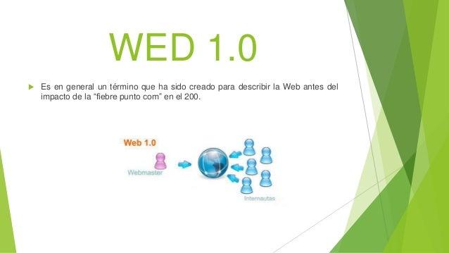 WED 1.0 WED 2.0 WED 3.0 Slide 2