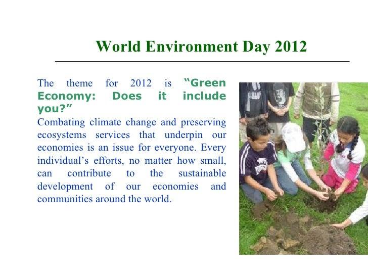 6 ways to celebrate World Environment Day