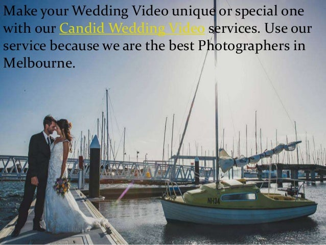 Make your Wedding Video unique or special one with our Candid Wedding Video services. Use our service because we are the b...