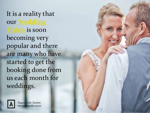 It is a reality that our Wedding Video is soon becoming very popular and there are many who have started to get the bookin...