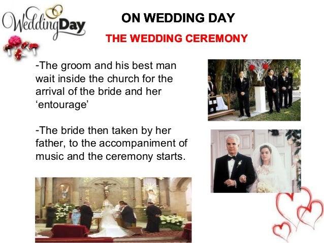 ON WEDDING DAY             THE WEDDING CEREMONYIN VIETNAM                    The wedding ceremony starts                  ...