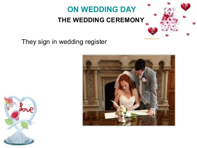AFTER WEDDING CEREMONY               THE WEDDING RECEPTION     8 steps1.   Introduction2.   Catering3.   The wedding cake4...