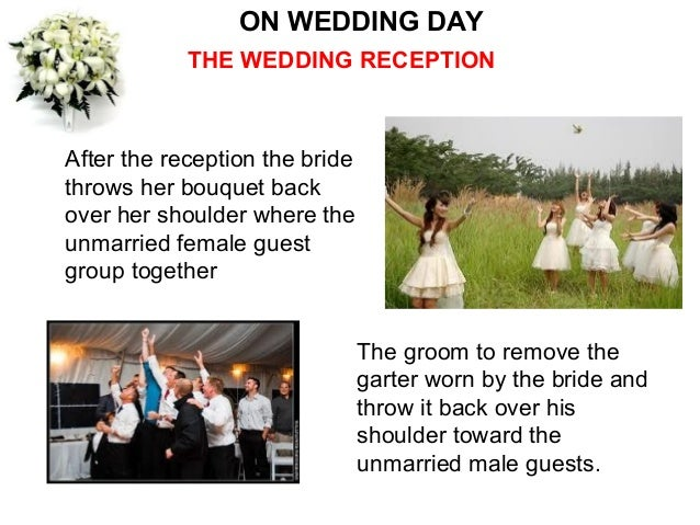 CONCLUSION- It's obvious that there are some changesbetween the past and present on weddingcustoms in England.- To prepare...