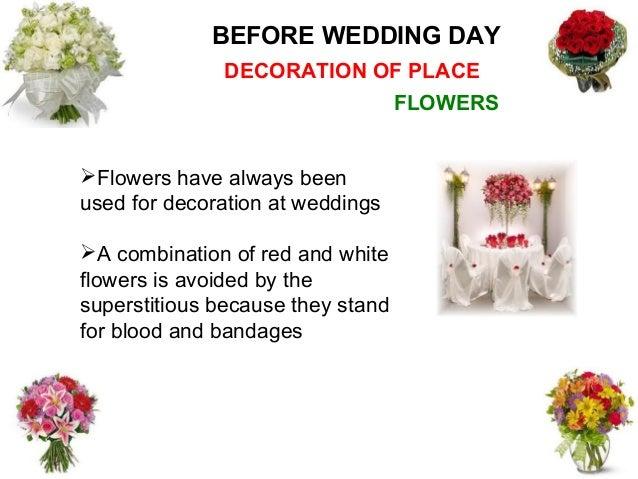 BEFORE WEDDING                CHOOSING PLACE:IN VIETNAMAT HOME                IN RESTAURANT                            IN ...
