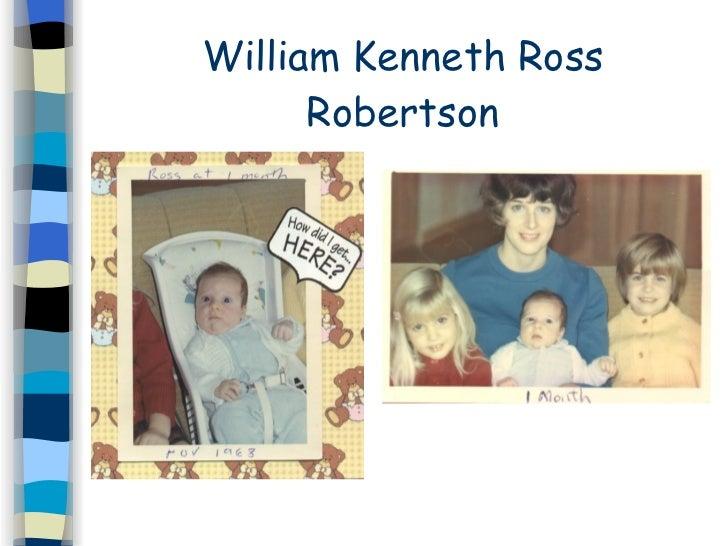 William Kenneth Ross Robertson