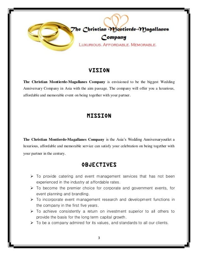 Event Planning Proposal Example - HlwhyEvent Proposal. Free ...