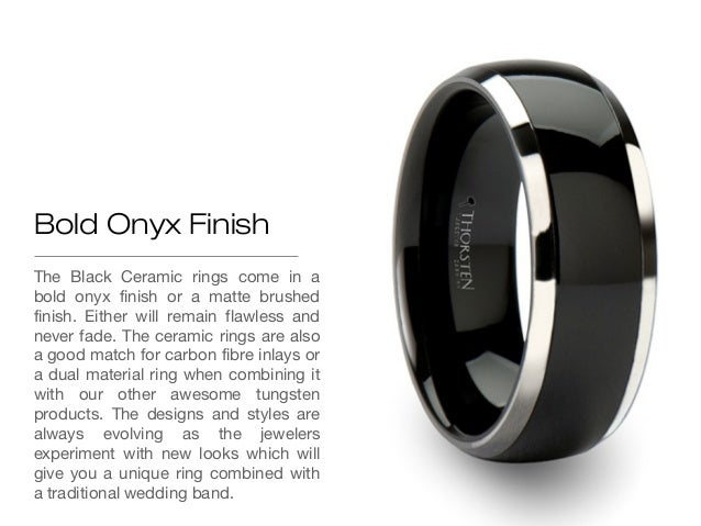 onyx wedding band wedding design ideas