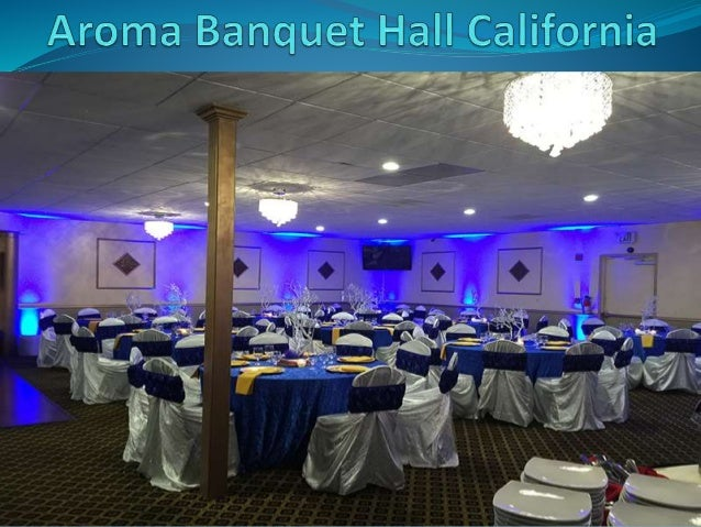Wedding banquet halls in california
