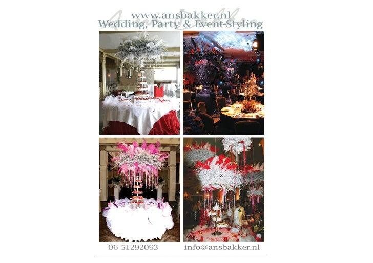 Weddingbeurs 2008