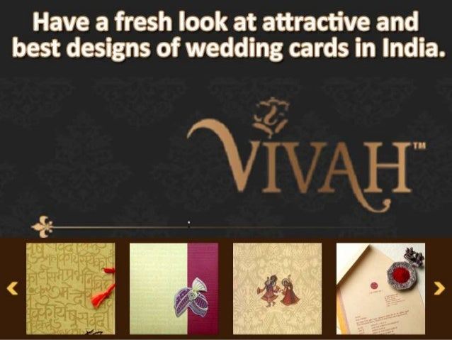 unique indian wedding invitations cards for your big day