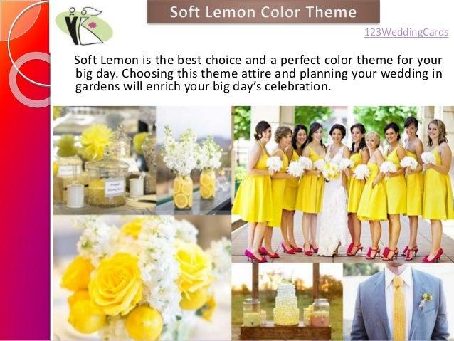 image of top wedding colors for summer 2015 top 10 springsummer