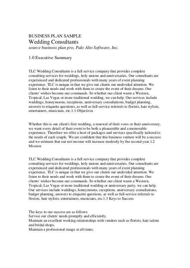 Wedding consult – Marriage Proposal Template