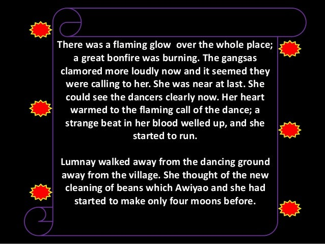elements of the wedding dance by amador daguio Read the wedding dance story by amador daguio and ene your students with storyboard activities lesson plans include plot diagram symbolism theme wedding dance by amador daguio characters 1 lumnay a woman who was left the wedding dance plot diagram your students can make a for read the wedding dance story by amador daguio and ene your students.