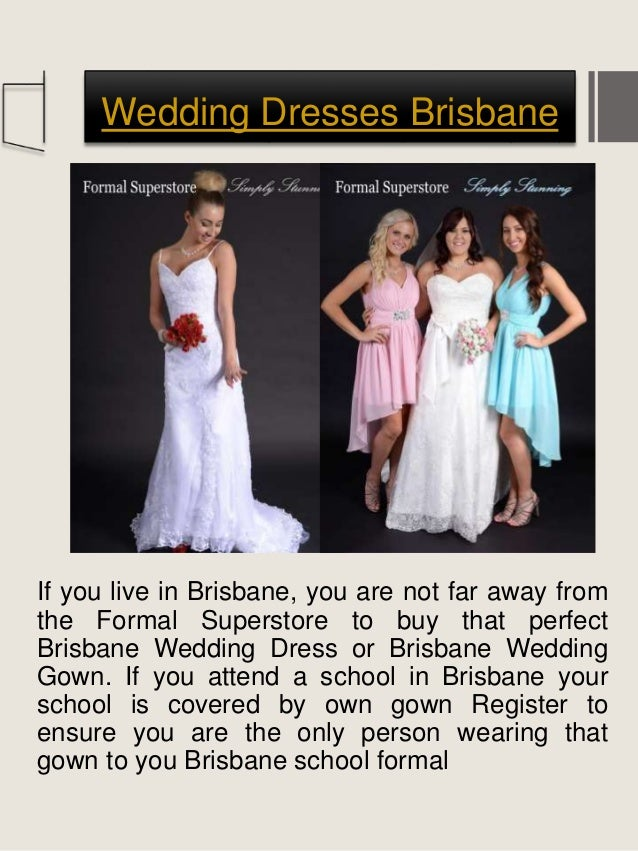 Bridal Shops Brisbane