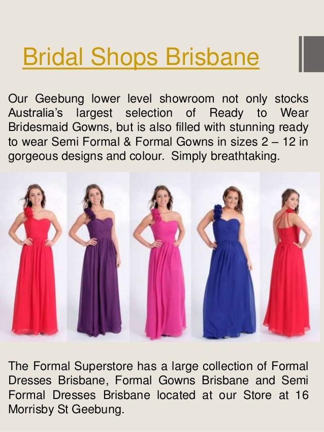 Bridal Shops Brisbane Formal Dresses Brisbane