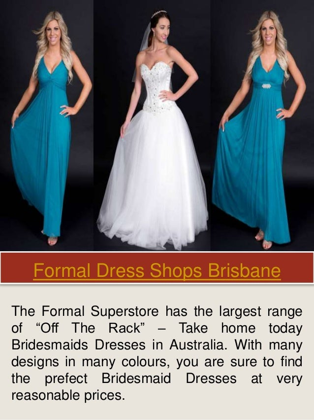 Bridal Shops Brisbane