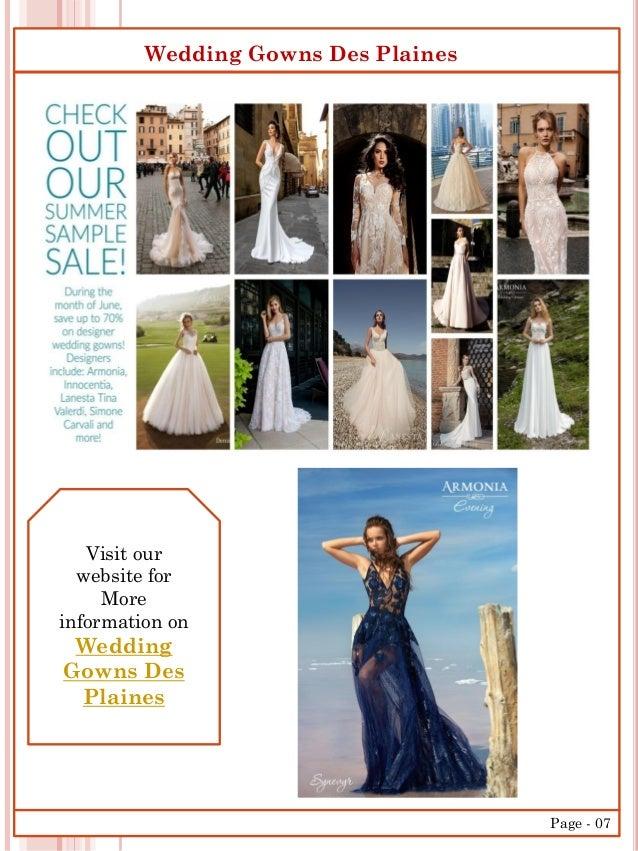 Wedding Dresses Chicago Httpsdantelabridalcouture
