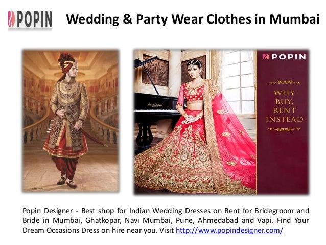 Wedding Dress Hire Shop In Mumbai