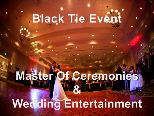 Looking for a professional Wedding DJ and Event Organizer in Melbourne? Visit www.blacktieevents.com.au OR Call AT: 1800 6...